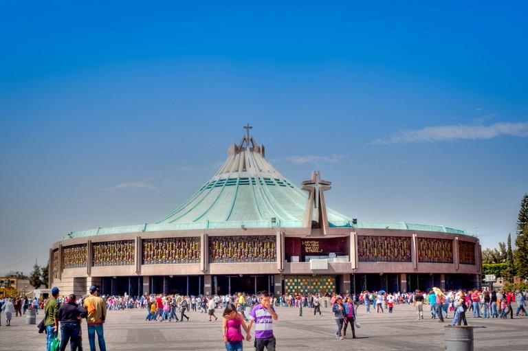 Basílica de Guadalupe   © ALEX MARDUK/Flickr