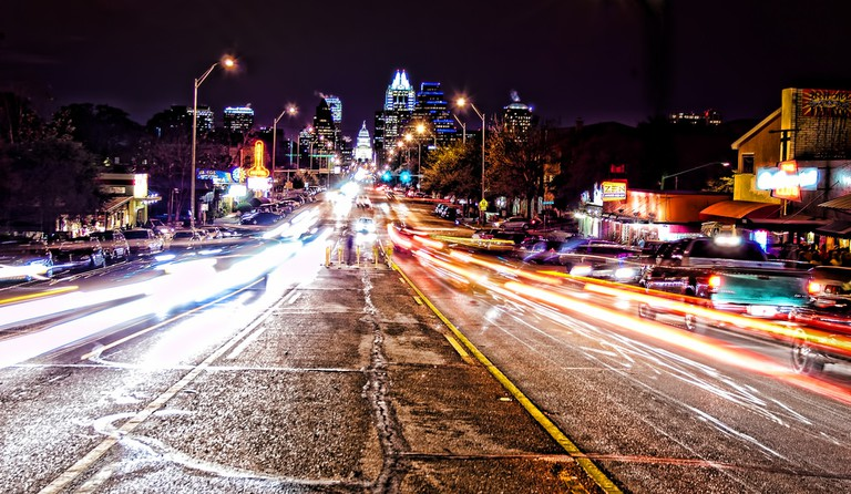 South Congress Capitol View © Gino