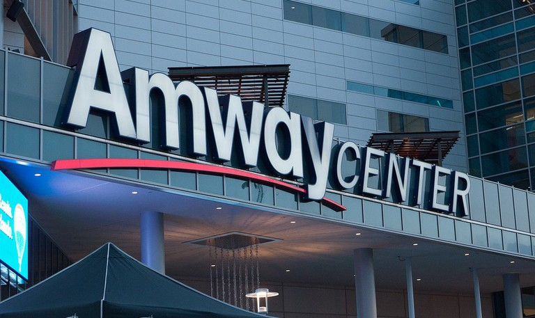 Amway Center, Orlando Florida | © Nick Hubbard / Flickr
