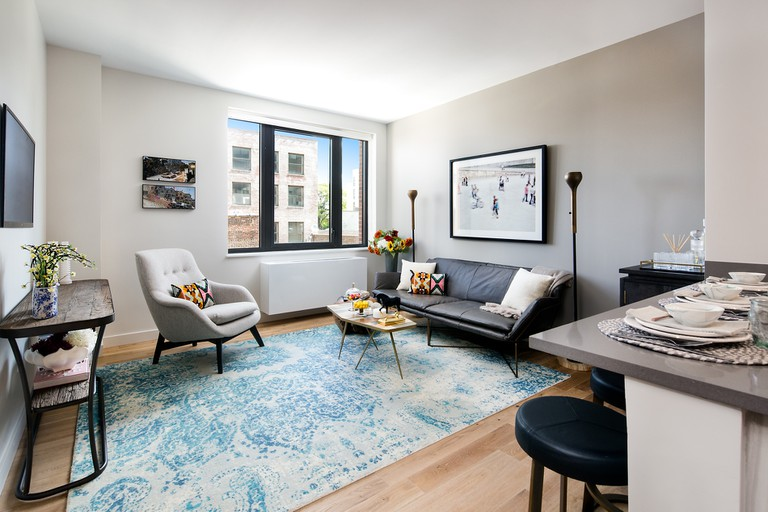 55 North 5th Model Apt 1 © Citi Habitats