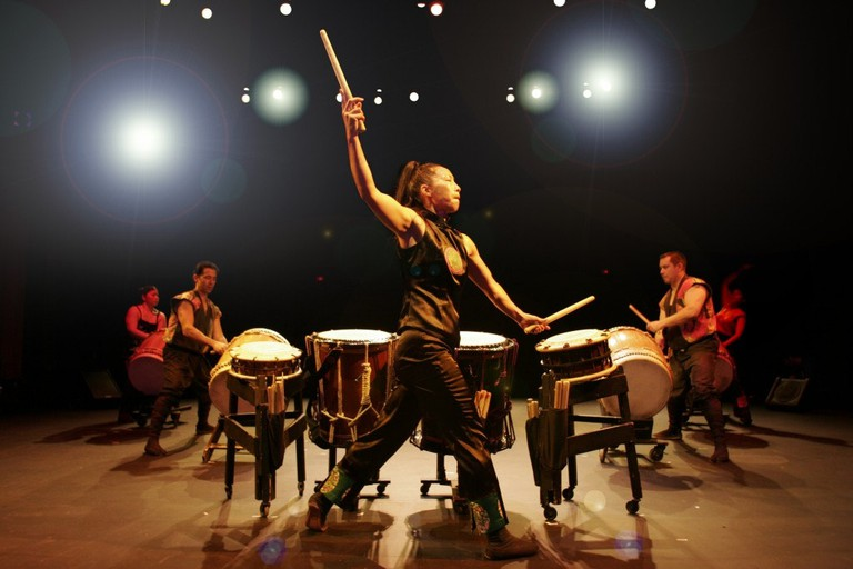 Taiko performance | © Vancouver125/Flickr