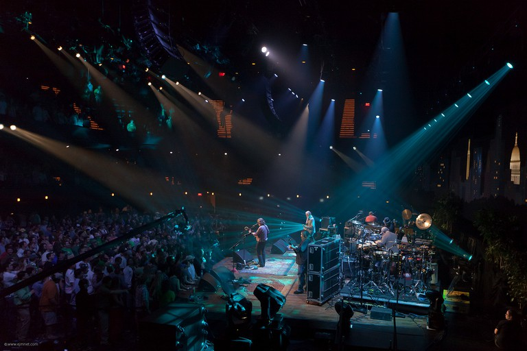 Widespread Panic at ACL Live at the Moody Theater © Earl McGehee