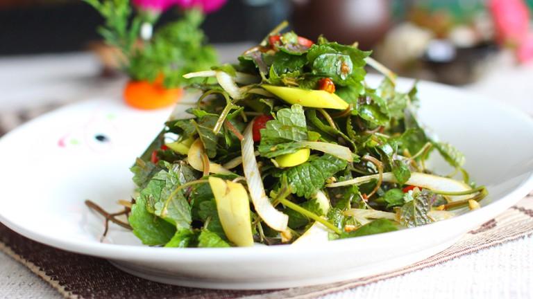 Fresh Mint Salad|© 58pic.com
