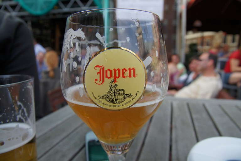 Jopen Brewery in Haarlem make an excellent lentebok | ©PRO46137/Flickr