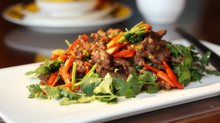 Yak Meat |© 设计-阿呆/58pic.com