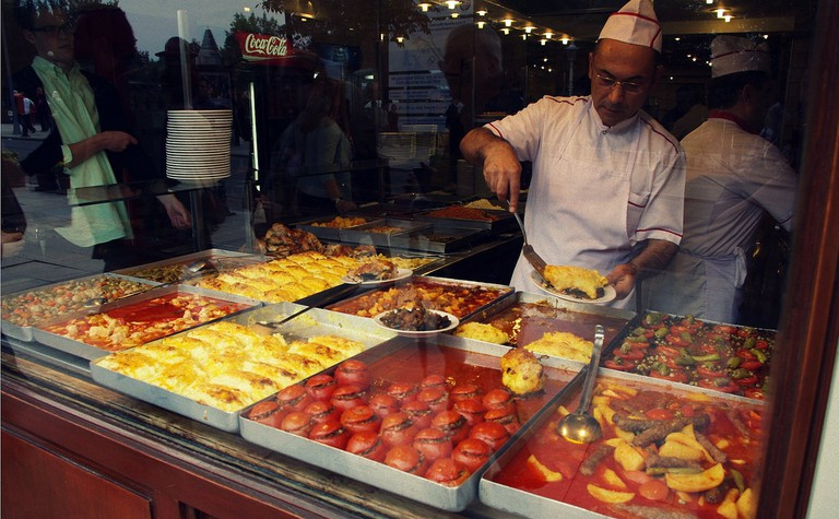 Turkish Food | © Matt@PEK/Flickr