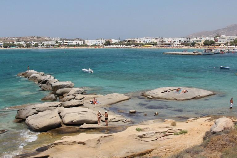 Agia Anna beach, Naxos, Greece| © Tilemahos Efthimiadis/Flickr