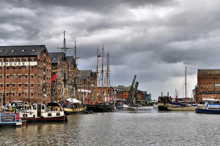 The Docks|©Jayt74/Flickr