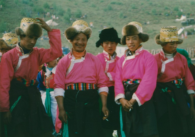 Zhongdian festival