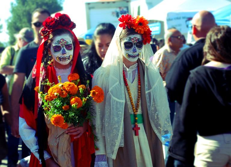 Día de Muertos | © Jenny Huey/Flickr