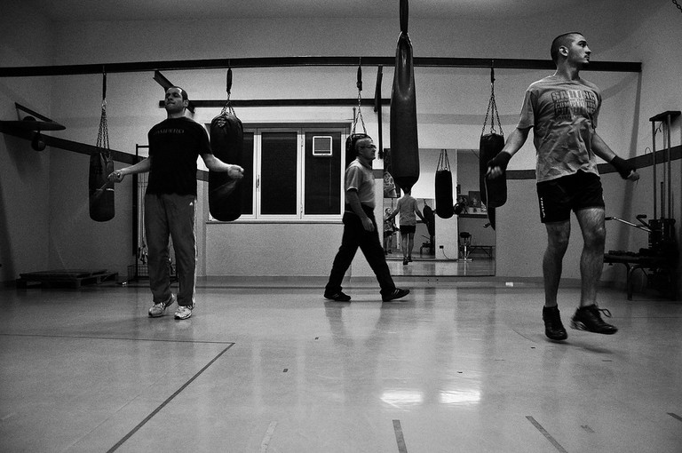 Boxers training | © GG / Flickr