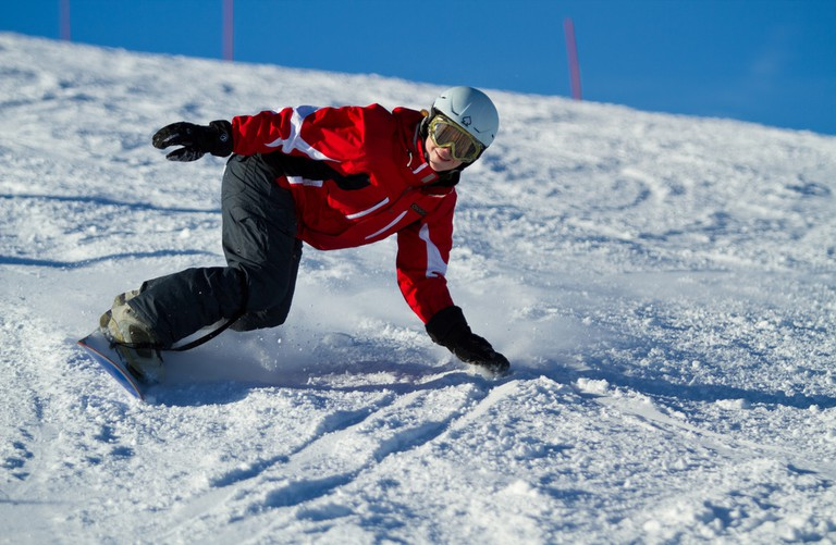 Snowboarding |© Florian Forster/Flickr