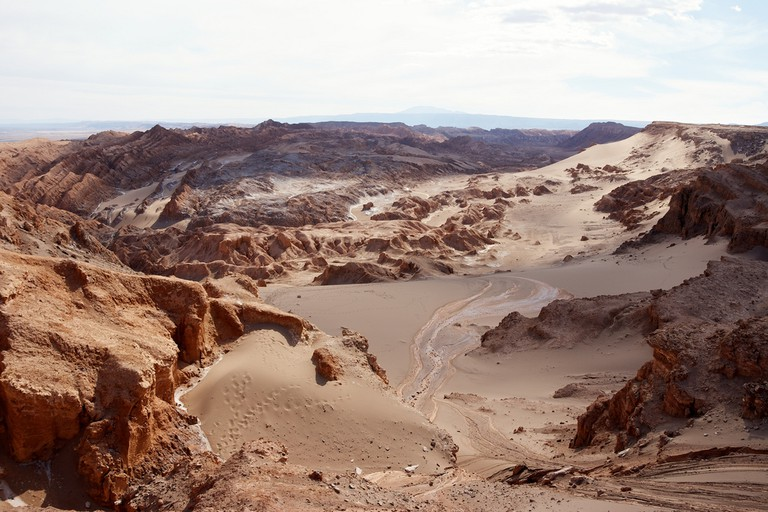 Valle de la Luna, Chile | © Nico Kaiser/Flickr