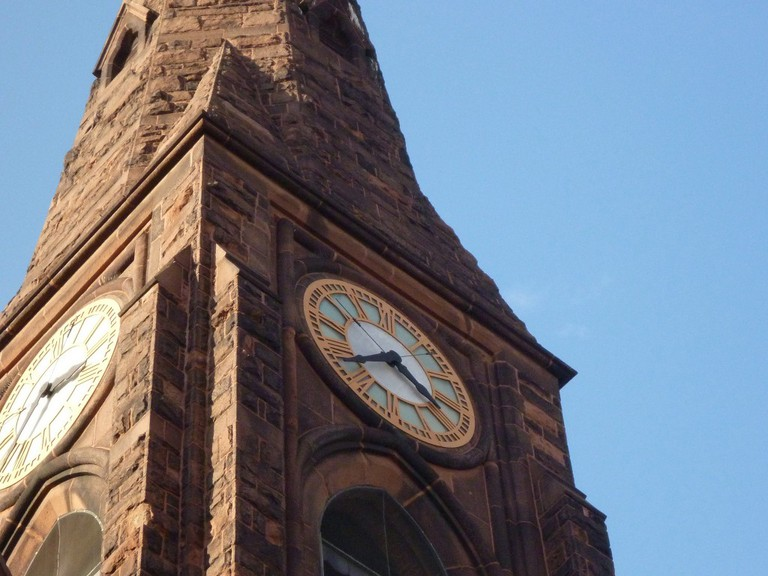 Tick Tock Northampton | © Rebecca Siegel / Flickr