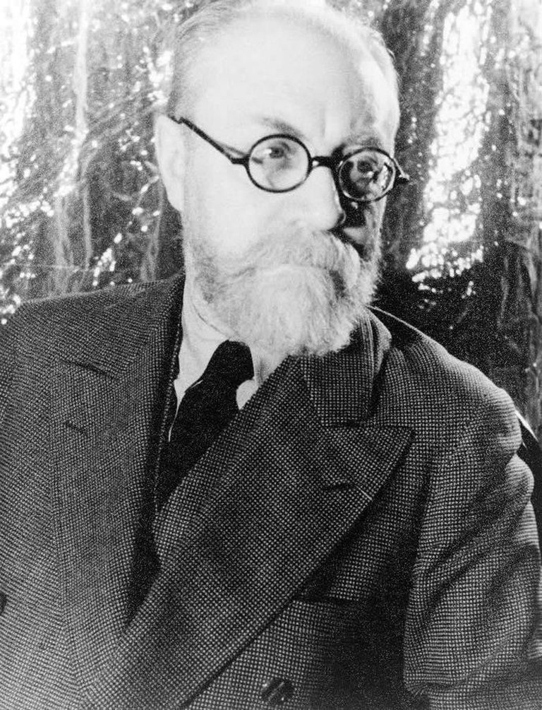 Henri Matisse in 1933 - You can visit much of his work at his Villa in Nice | © Carl Van Vechten/WikiCommons