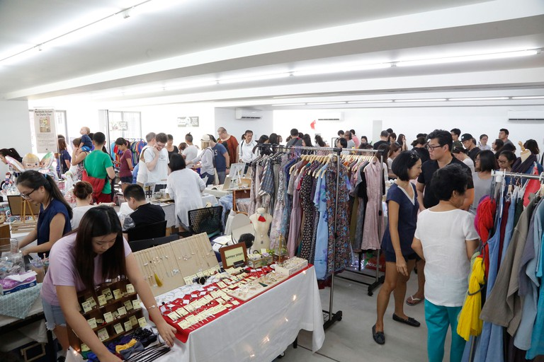 Tanjong Goodman Weekend Market | Courtesy of Singapore Art Week