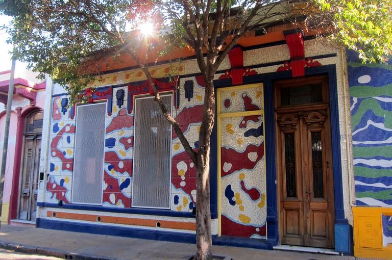 Buenos Aires - Barracas: Calle Lanín No. 37 | © Wally Gobetz/Flickr