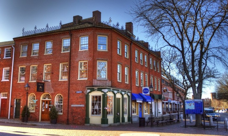 Downtown Newburyport | © Steven Guzzardi / Flickr
