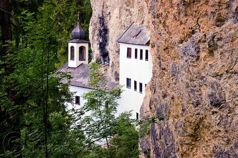 Saalfelden hermitage © Tristan Savatier
