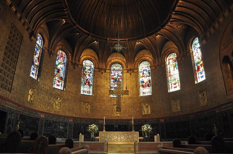 Trinity Church   © Jennifer Boyer / Flickr