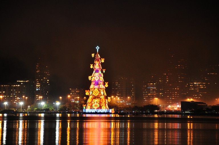 Christmas tree of Lagoa |© Alexandre Macieira | Riotur/Flickr