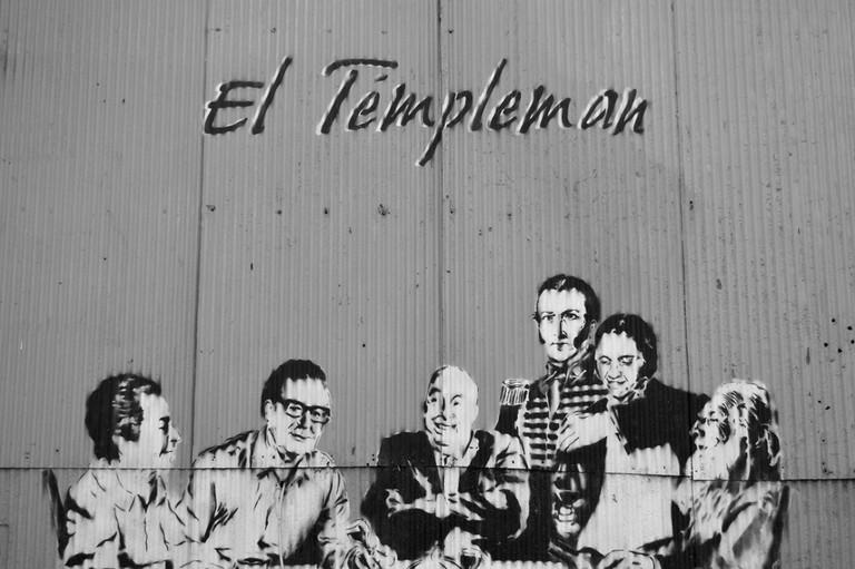 El Templeman © Klausiee