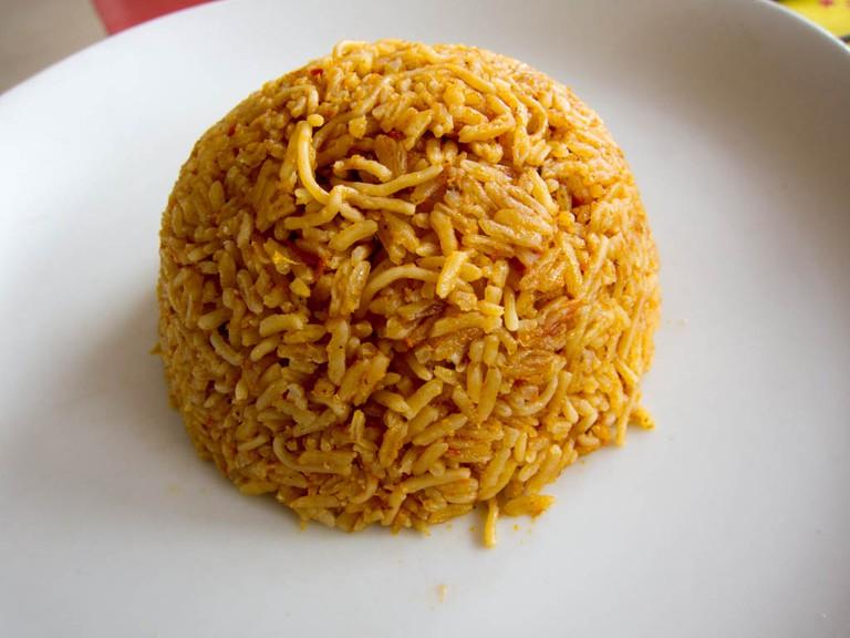 Jollof Rice © Charles Haynes / Flickr