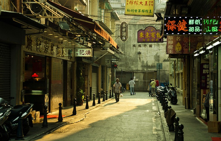 Chinese and Portuguese worlds collide in Macau (c) Andrey Stekachev / Flickr