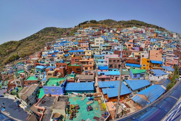 Gamcheon Cultural Village, Busan | © Chris Poon / Flickr