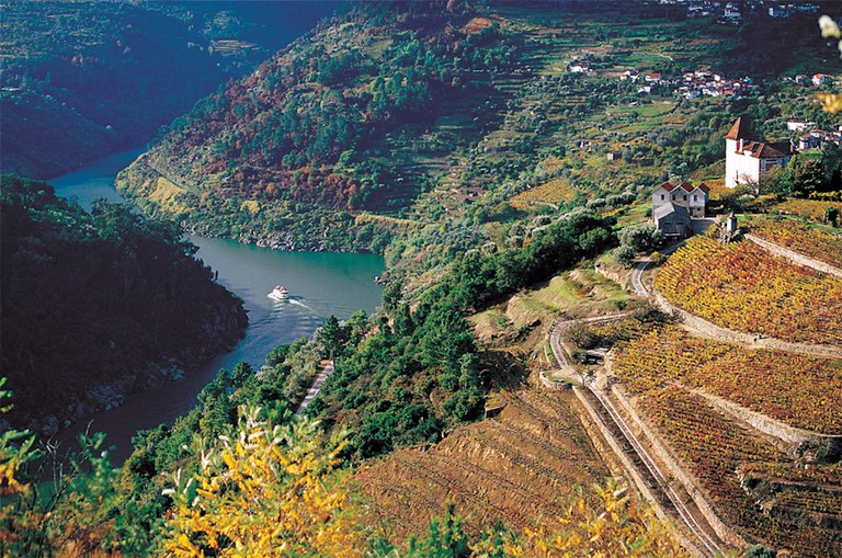 Douro Valley | © Porto Convention & Visitors Bureau/Flickr
