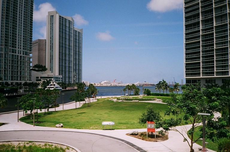 Miami Circle Park | Phillip Pessar/Flickr