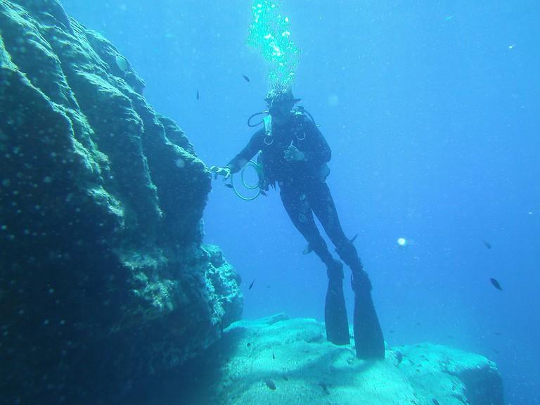 Underwater exploration  © Urikka/Flickr
