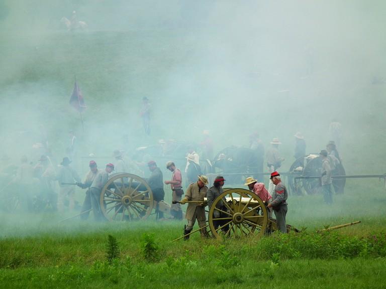 150th Gettysburg Reenactment 2013 | © S Pakhrin/Flickr