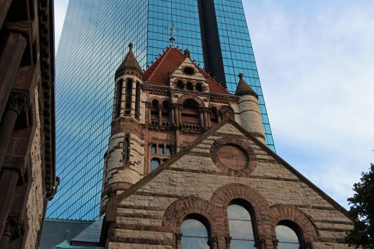 Trinity Church Exterior   © Bill Damon / Flickr