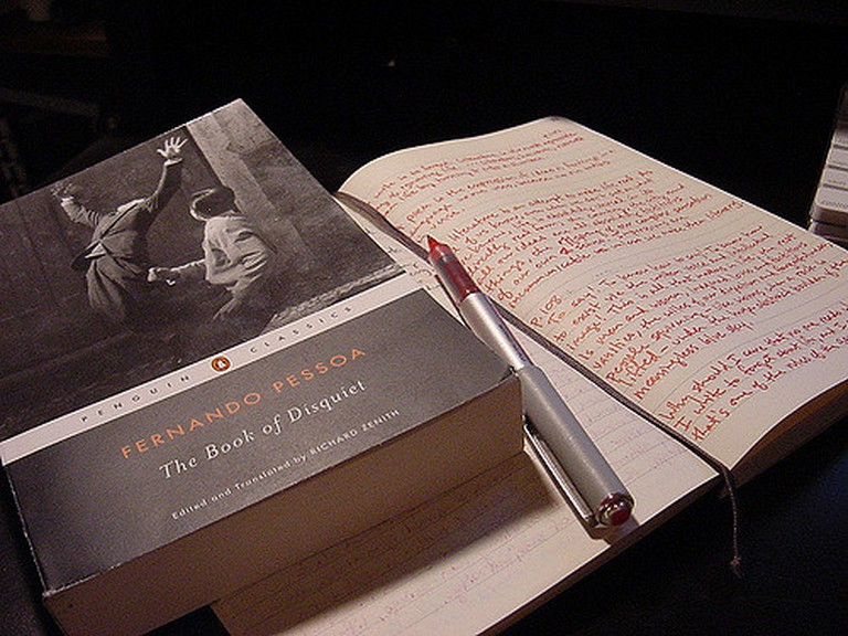 The Book of Disquiet by Fernando Pessoa | © Fred Guillory / Flickr