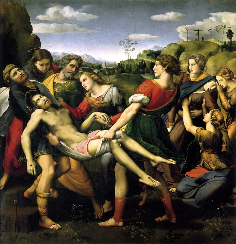 The Deposition by Raphael | © Wikicommons