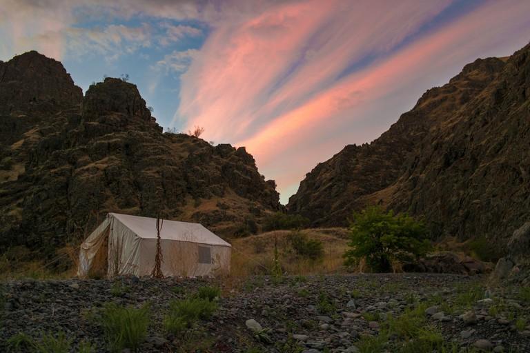 Hells Canyon Hunting & Fishing | © Nan Palmero/Flickr
