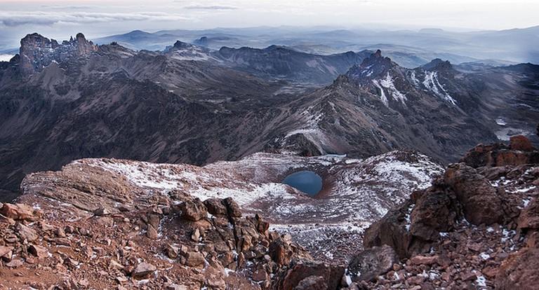 Walk to the top of Mt Kenya | © Ignacio Palacios / Flickr