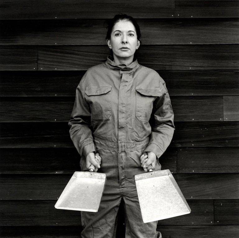Marina Abramović, The Cleaner, 2009. Photo: © Marco Anelli Courtesy of the Marina Abramović Archives