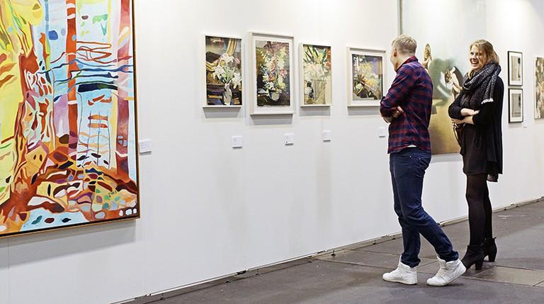 Courtesy Affordable Art Fair Hamburg