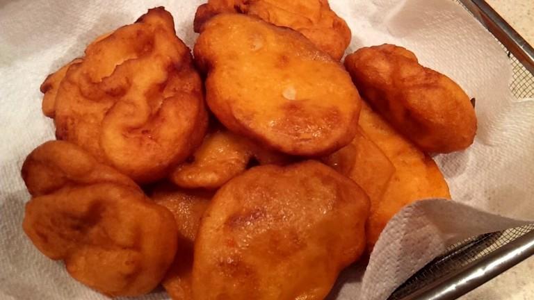 Akara, the Lagosians breakfast.