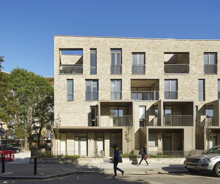 Ely Court | Courtesy of Alison Brooks Architects