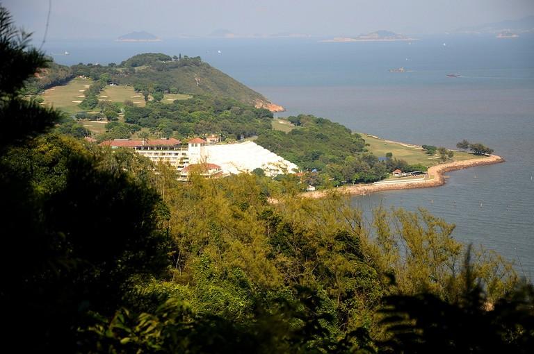 Alto de Coloane | courtesy of Macao Government Tourist Office