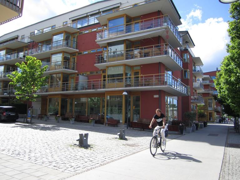 Hammarby Sjöstad | ©La Citta Vita/flickr