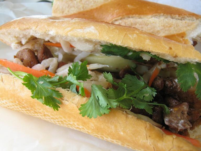 Banh Mi © The Delicious Life