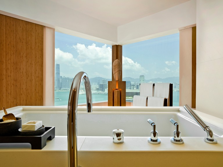 Bathroom view | Courtesy of the Upper House