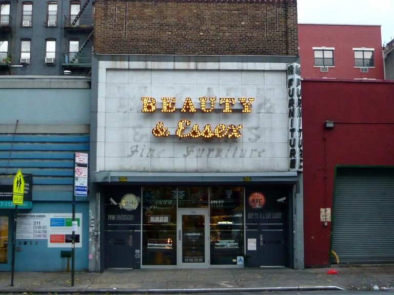 Beauty & Essex | © Jessica Spenglar