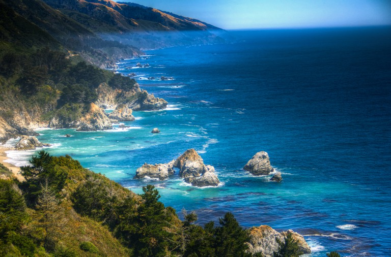 Big Sur │© stuartlchambers /Flickr