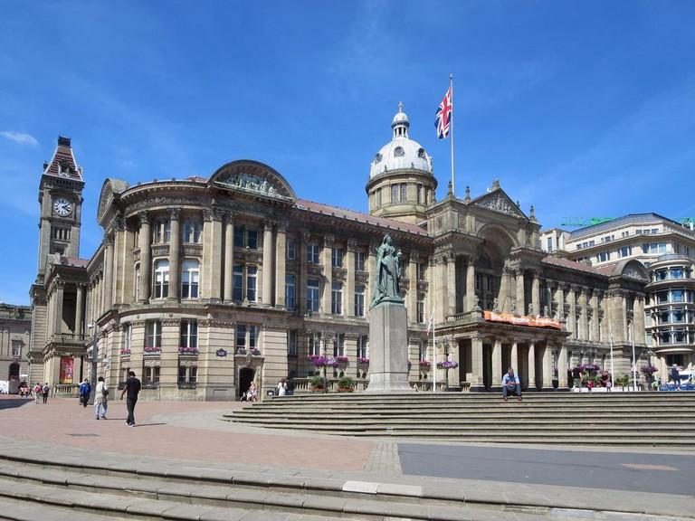 Birmingham Council House, Victoria Square