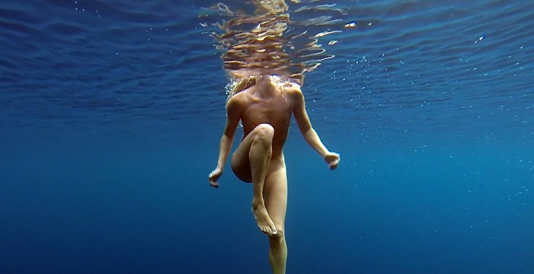 Natasha Brooks said there is 'something very primal and honest' about swimming naked | © Natasha Brooks